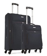 TravelCross Barcelona Luggage 2 Piece Lightweight Expandable Spinner Set... - $147.79