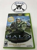 Halo: Combat Evolved (Microsoft Xbox, 2001) - $9.50