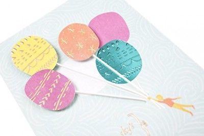 Hallmark Birthday Greeting Card For Her (Balloons)