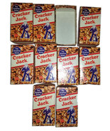Cracker Jack Vintage 1976 Board Game - (10) Replacement Boxes *Milton Br... - $4.88