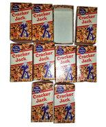 Cracker Jack Vintage 1976 Board Game - (10) Replacement Boxes *Milton Br... - $4.88