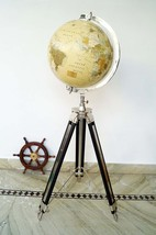 "Replogle 18"" World Big Globe Map Atlas & Globe with adjustable floor bla... - $609.99"