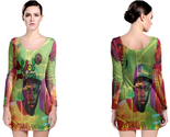 A tribe called quest long sleeve bodycon dress thumb155 crop