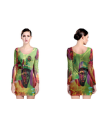 A TRIBE CALLED QUEST LONG SLEEVE BODYCON DRESS - $25.99+
