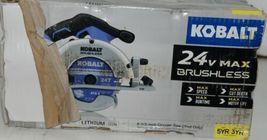 KOBALT 0672830 Circular Saw 24V Max Brushless TOOL ONLY image 5