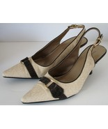Shoes Predictions Size 7 Heels Brown NOS - $48.00