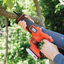 BLACK+DECKER BDCR20B 20V Max Lithium Bare Reciprocating Saw - $58.41