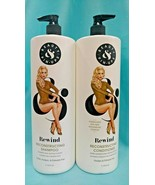 Beauty & Pin-ups REWIND Reconstructing SHAMPOO & CONDITIONER Duo 33.8oz ... - $16.81