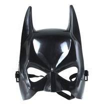 Man Halloween Batman Mask Black Masquerade Party Carnival Dressing Upper... - £2.87 GBP