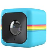 Polaroid Cube HD 1080p Lifestyle Action Video Camera (Blue) - $50.00