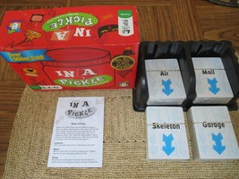 IN A PICKLE The What's In A Word Game - 2 to 6 Players - Ages 10 and Up - $15.00