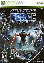 Pre-Owned ~ Star Wars: The Force Unleashed (Microsoft Xbox 360, 2008) ~ CIB - $5.93