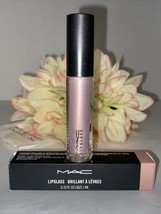 MAC Lip Glass OYSTER GIRL Gloss Lipglass Full Size NIB Authentic Fast/Fr... - $19.75