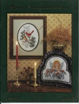Home Again Christmas 21 Cross Stitch Patterns Stoney Creek Collection - $4.89