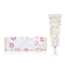 Lollia Breathe Peony & White Lily Shea Butter Hand Creme - 4.0 oz. - $24.02