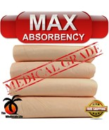 """Underpads 200 Heavy Absorbency 36 X 36"""" WeeWee Puppy Dog Training Bed Chair Pads"""