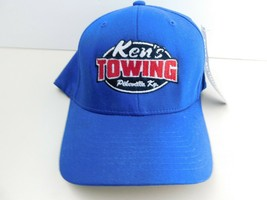 Kens Towing Pikeville Ky Kentucky L/XL Stretch fit Hat Cap - £10.00 GBP