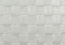 vinyl fabric for upholstery DVC Colonial Silver Basket weave design app ... - $34.00