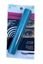 COVERGIRL Super Sizer Big Curl Mascara Instant Volume Waterproof Very Bl... - $8.99
