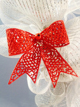 Wreath decoration for Christmas - $5.00