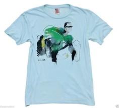 Neu Authentisch Herren Junk Food Green Lantern Lister Malerei T-Shirt - $45.14