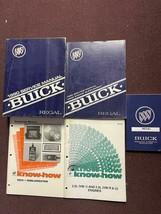 1990 Buick Ripiano Fabbrica Servizio Negozio Riparazione Manuale Set L F... - $29.65