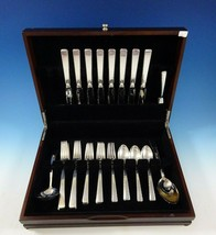 Old Lace by Towle Sterling Silver Flatware Set For 8 Service 36 Pieces - $1,750.00