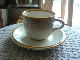 Mikasa cup and saucer (Fern Flower) 5 available - $1.78