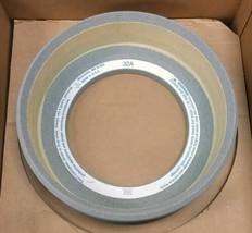 "12-5/8"" X 4-3/8"" X 8"" 32A60-J8VG Gleason Cup Wheel (2) Norton 66253301791 - $1,087.48"