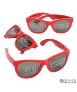 Go Team Red Sunglasses - 12 Pc. - $20.49