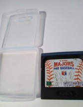 The Majors Pro Baseball - Sega Game Gear game Cartridge Handheld Video Game - $10.44