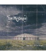 Set This Circus Down by Tim McGraw Cd - $10.50