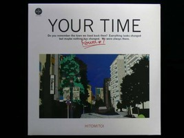 Hitomitoi Your Time Route 1 Analog Record Lp - £106.96 GBP