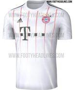 Bayern munchen 17 18 kits  4  thumbtall