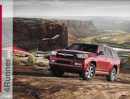 2013 Toyota 4RUNNER brochure catalog 13 US 4 Runner SR5 Trail Limited - $9.00