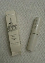 Cargo Cosmetics Matte Clear Top Coat .10 Oz New In Box - $7.99