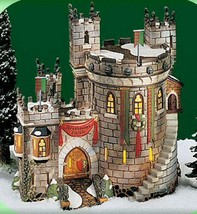 Department 56 Dickens Village Heathmoor Castle - $155.00