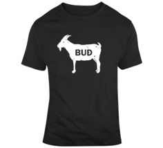 Goat Bud Terence Crawford Boxing Champion Boxing Fan Distressed   T Shirt - $20.99