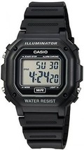 Casio Men's F108WH Illuminator Collection Black Resin Strap Digital Watch - $39.70