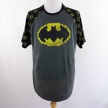 Batman Lego Black and Gray T Shirt Mens Sz XL - $26.03