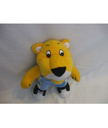 14 Inches Yellow Plush Rocky Cheetah Boys Girls - $45.00