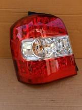 06-07 Toyota Highlander Hybrid LED Tail Light Lamp Driver Left LH image 1