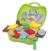 BOWA Kids Play Set Dough Suitcase Toy Potable in Carrying - $28.58