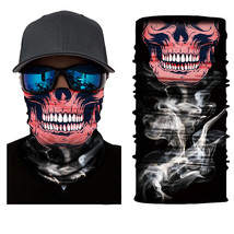 Crazy Cool Skull Winter Face Mask Bandanas Headband Multi Headwear Scarf #1 - $4.94