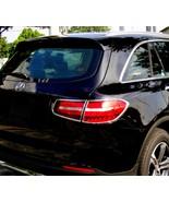 Mercedes GLC X253 Chrome Taillight Trim Bezels by Luxury Trims 2016-2019 - $128.69