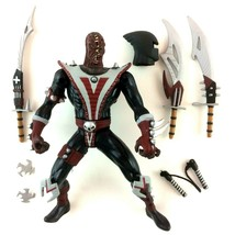 "Mcfarlane Toys Spawn Series 3 Ninja Spawn 6"" Action Figure Loose Complete - $12.82"
