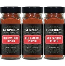 TJ Spices Red Cayenne Pepper (3 Pack) - $19.79