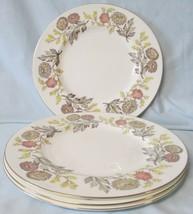 Wedgwood Lichfield W4156 Dinner Plate set of 4 - $35.53