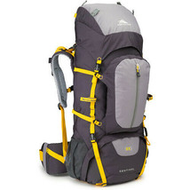 High Sierra Sentinel 65 Internal Frame Pack (Mercury / Ash / Yellow) 58447-4201 - $69.99