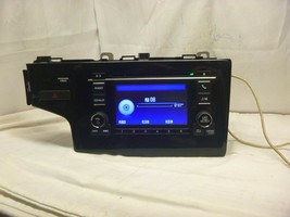 15 16 Honda Fit Radio Cd Player & Theft Code 39100-T5R-A712 W25102 - $69.30